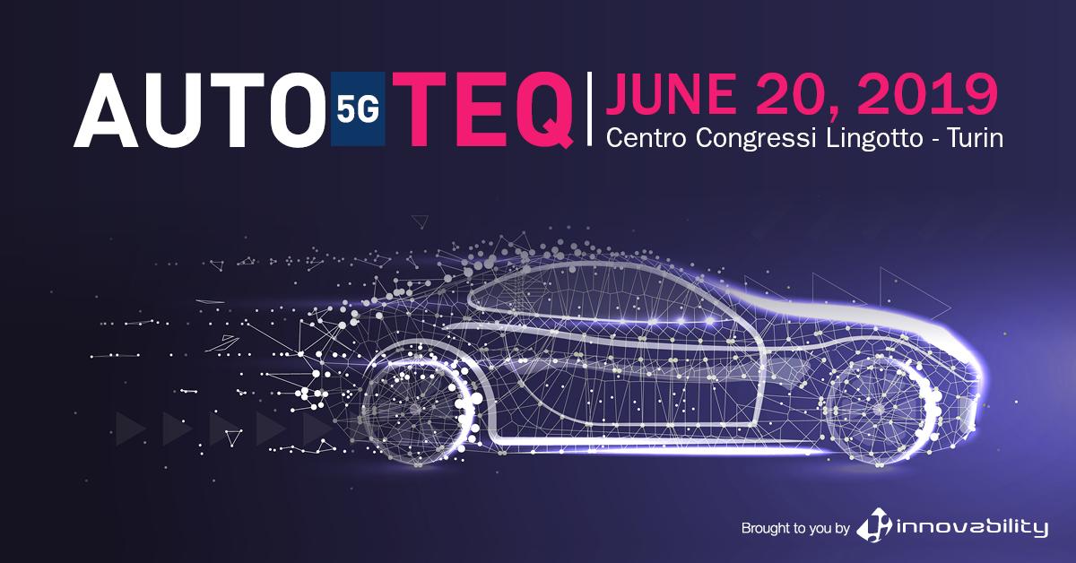 AutoTeq 5G - il futuro dell'auto a Torino